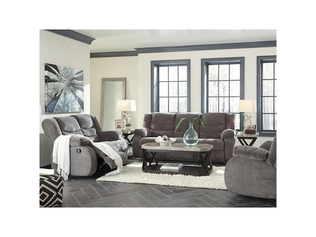 Signature Design by Ashley TulenReclining Sofa