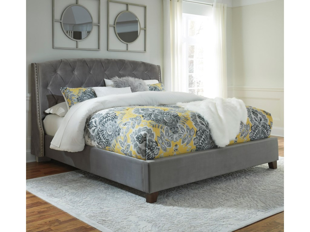 King Bed Shown