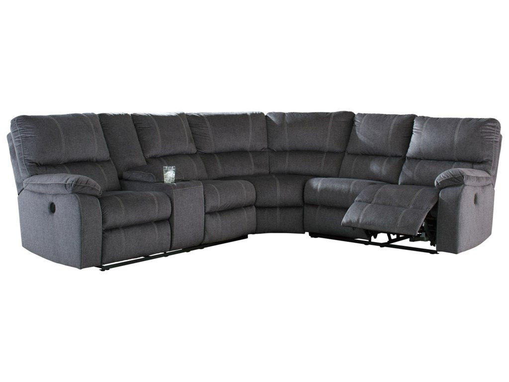 Signature Design by Ashley UrbinoPower Reclining Sectional