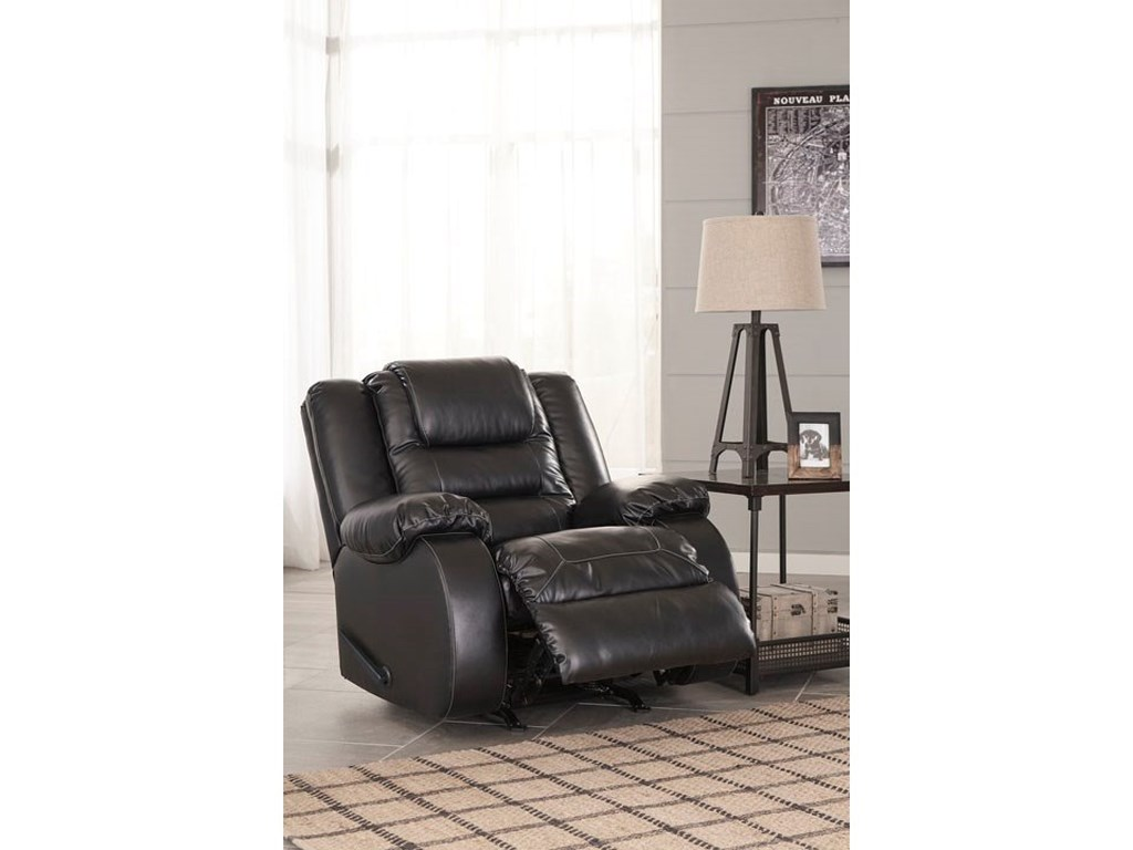 Signature Design by Ashley VacherieRocker Recliner