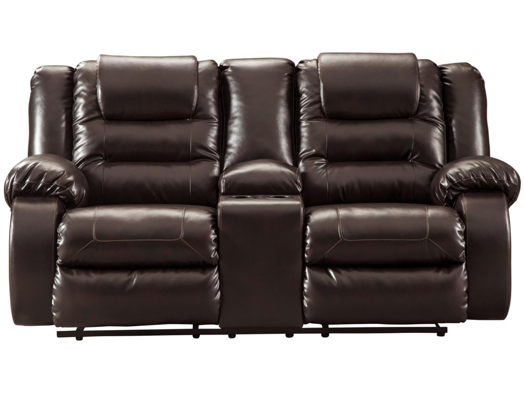 Ashley (Signature Design) VacherieReclining Love Seat