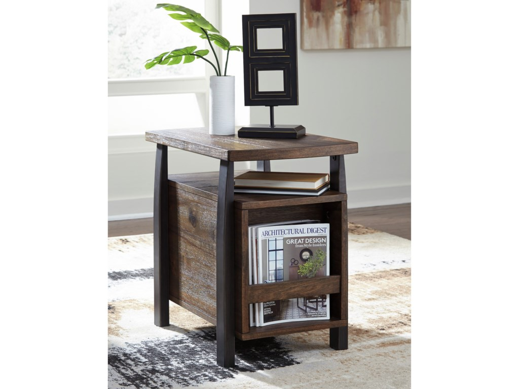 Signature Design by Ashley VailbryChair Side End Table
