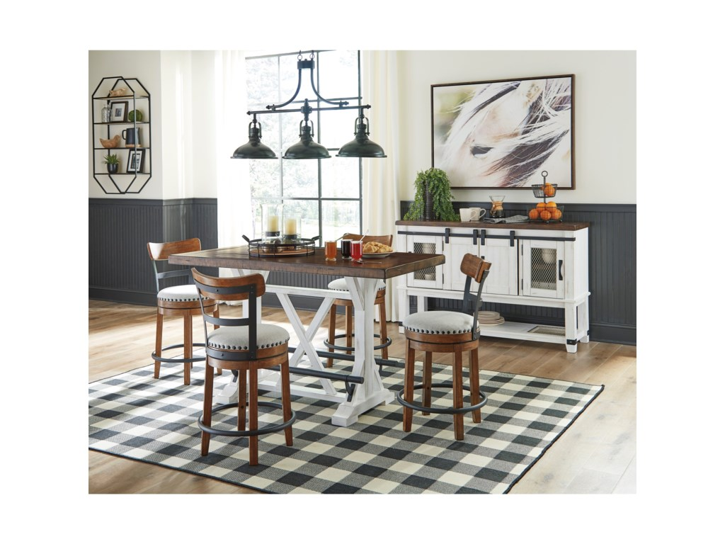 Signature Design by Ashley ValebeckCasual Dining Room Group