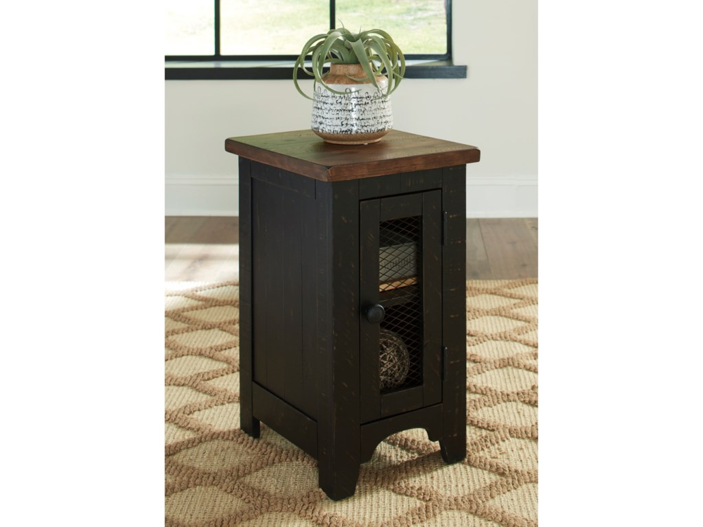 Signature Design by Ashley ValebeckChair Side End Table