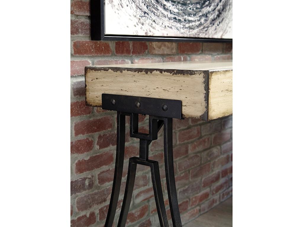 Signature Design by Ashley VanportConsole Sofa Table