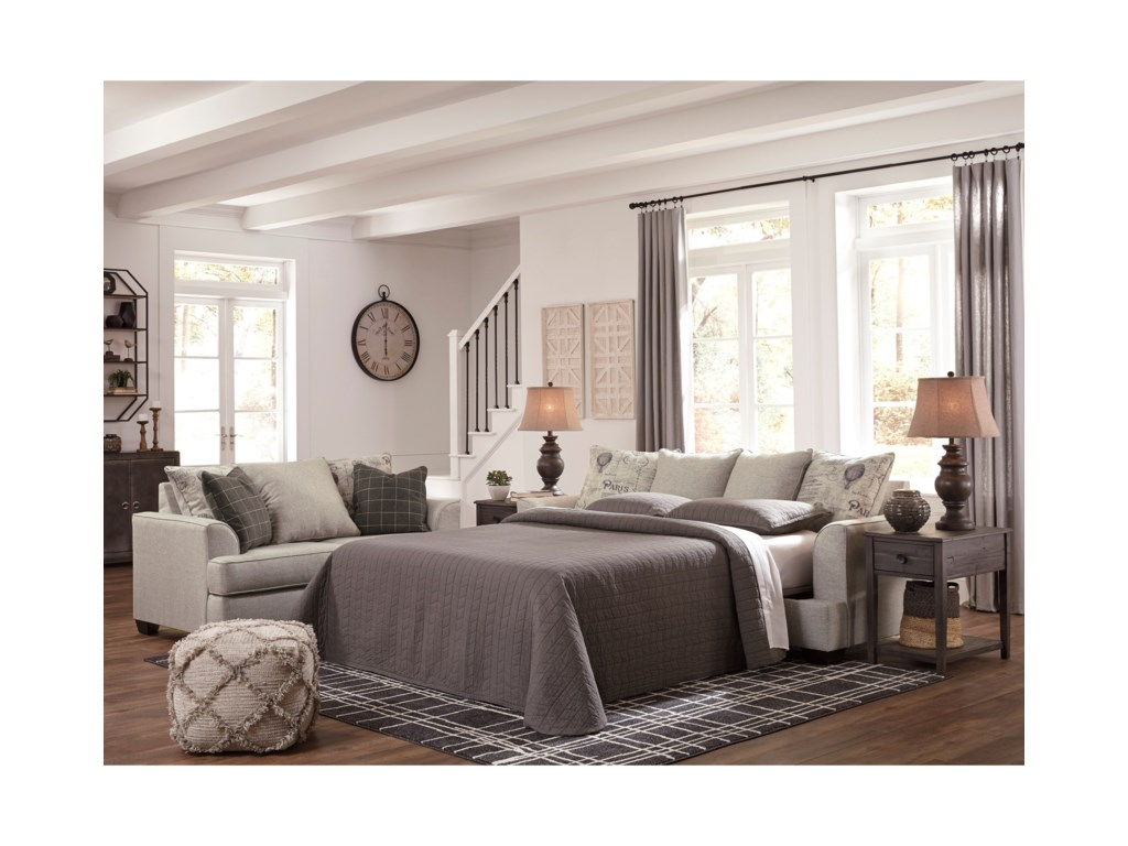 Signature Design by Ashley VelletriStationary Living Room Group