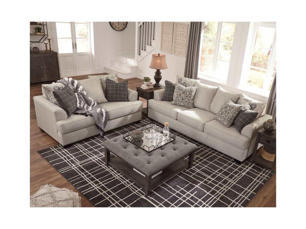 Ashley (Signature Design) VelletriStationary Living Room Group