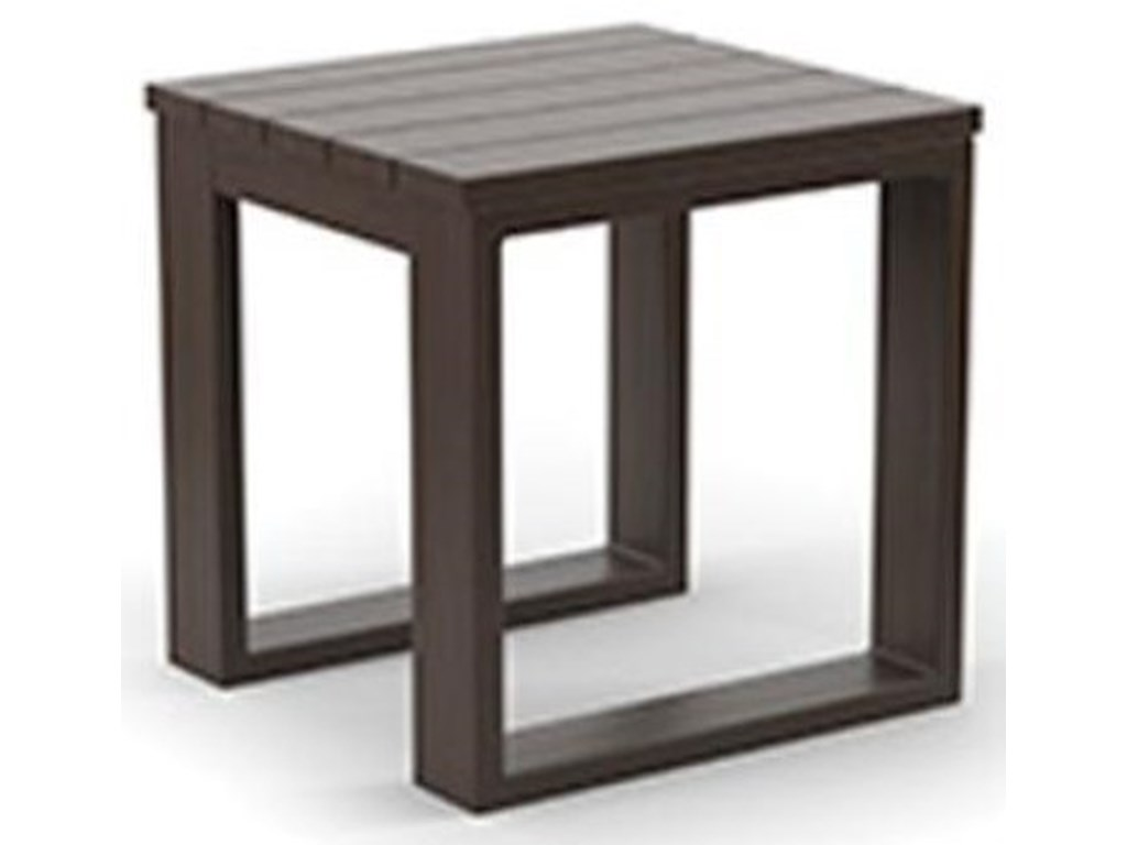 Morris Home VillaVilla Square End Table