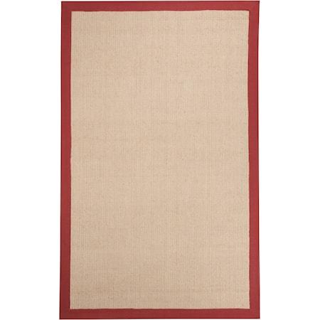 Ebenezer Red Medium Rug