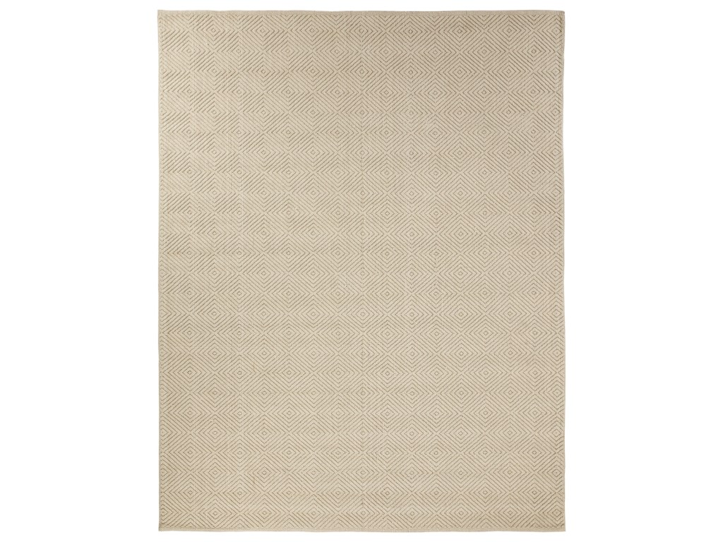 Signature Design By Ashley Casual Area Rugsharper Ivory Large Rug
