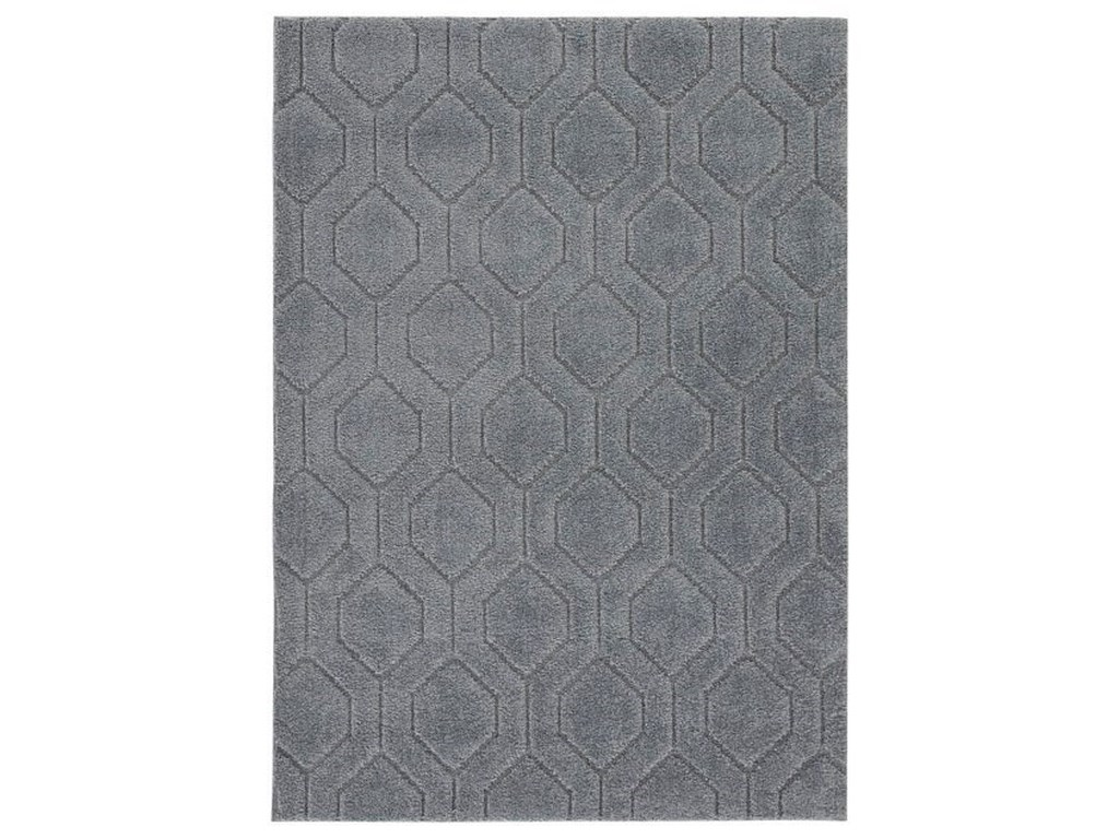 Signature Design by Ashley Casual Area RugsMatthew Titanium Large Rug