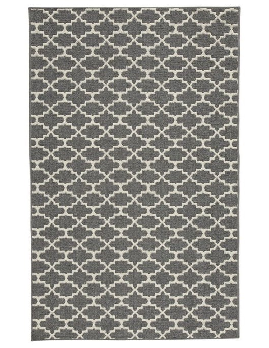 Signature Design By Ashley Casual Area Rugsnathanael Gray Tan Large Rug