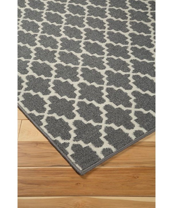 Signature Design by Ashley Casual Area RugsNathanael Gray/Tan Medium Rug