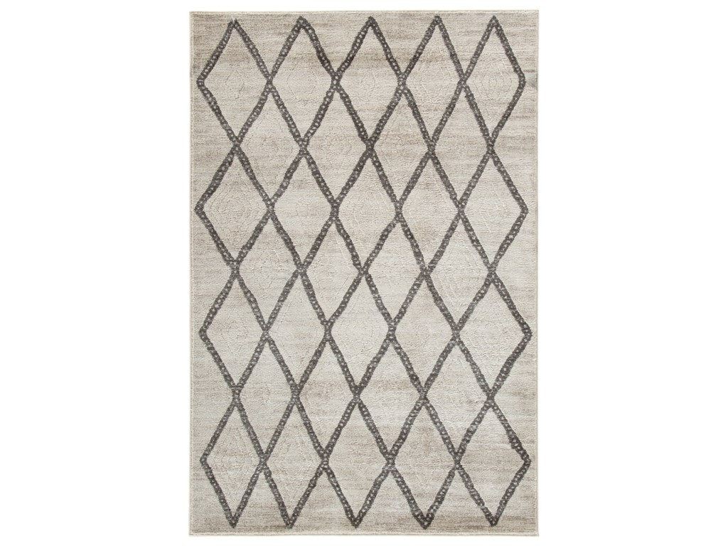 Benchcraft Casual Area RugsJarmo Gray/Taupe Medium Rug