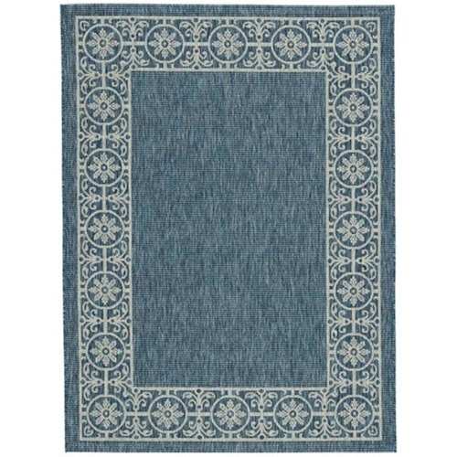 Signature Design by Ashley Casual Area Rugs Jeb Blue/Tan Large Rug