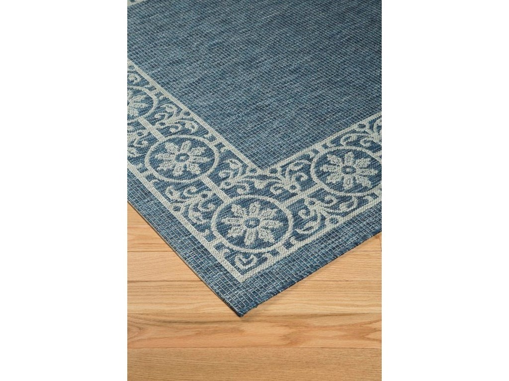 Benchcraft Casual Area RugsJeb Blue/Tan Medium Rug
