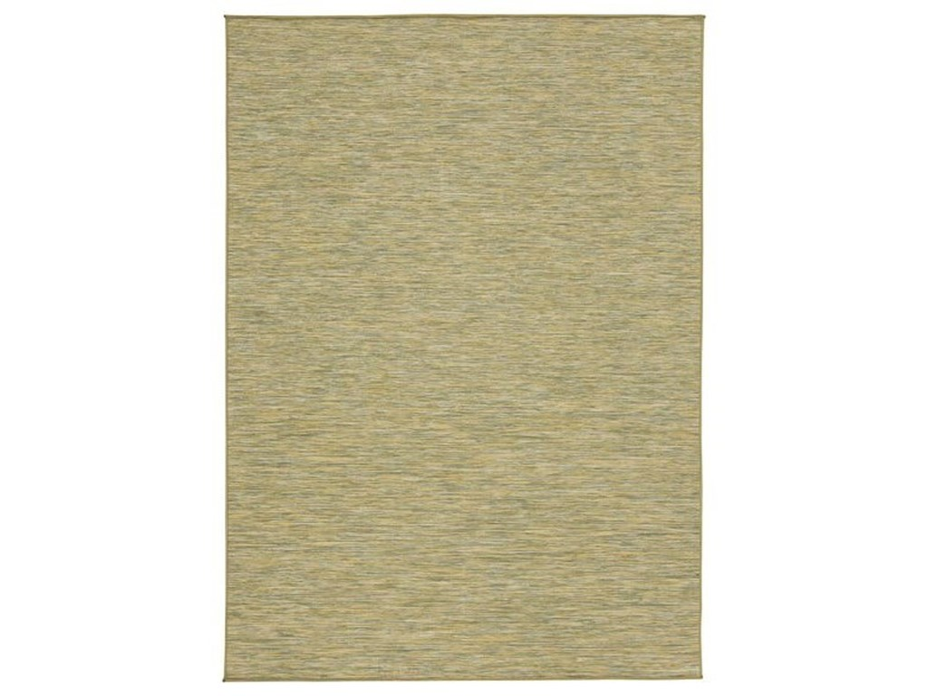 Signature Design by Ashley Casual Area RugsJadzia Green Large Rug