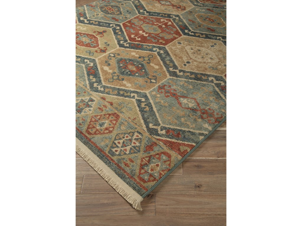Benchcraft Casual Area RugsBrooklie Multi Medium Rug