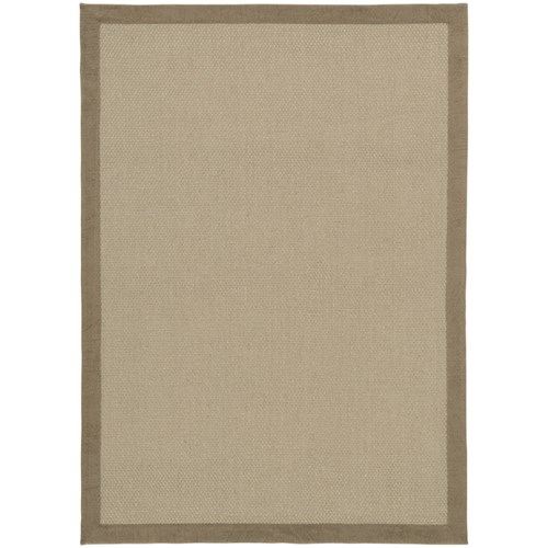 Signature Design by Ashley Casual Area Rugs Delta City Khaki Medium Rug