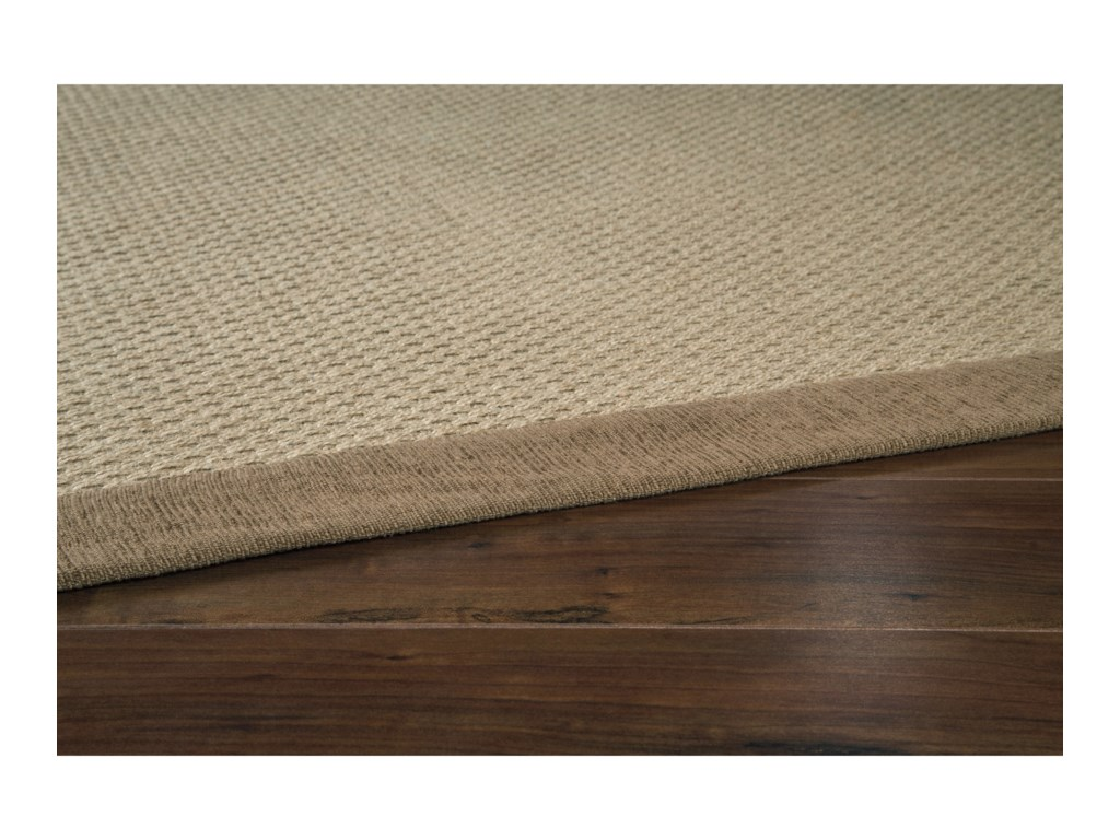 StyleLine Casual Area RugsDelta City Khaki Medium Rug