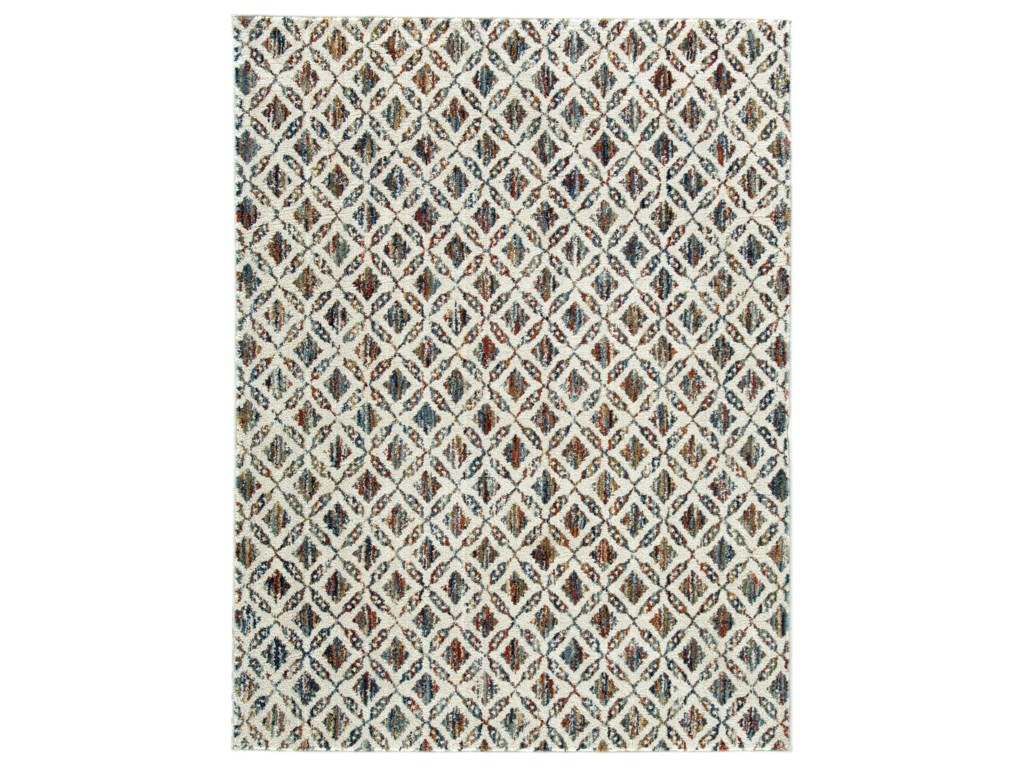 Signature Design by Ashley Casual Area RugsViaduct Multi Large Rug