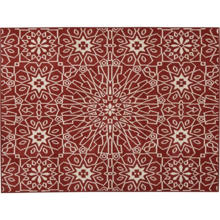 Cosada Red Medium Rug