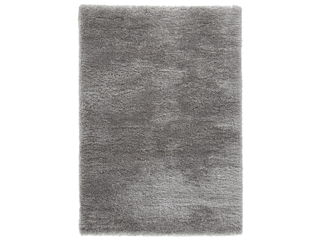 Signature Design by Ashley Casual Area RugsRendale Light Gray Medium Rug