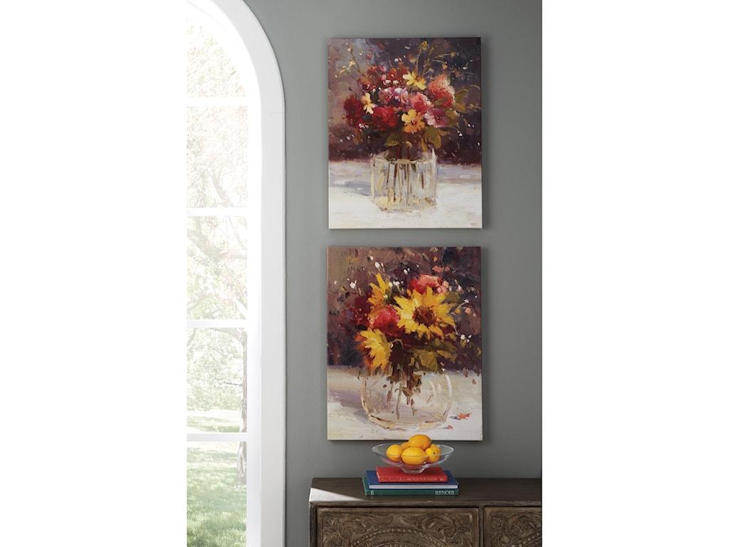 Signature Design by Ashley Wall ArtRosalind Multi Wall Art Set