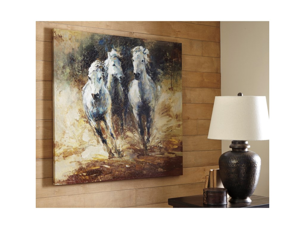 Signature Design by Ashley Wall ArtOdero - Multi Wall Art