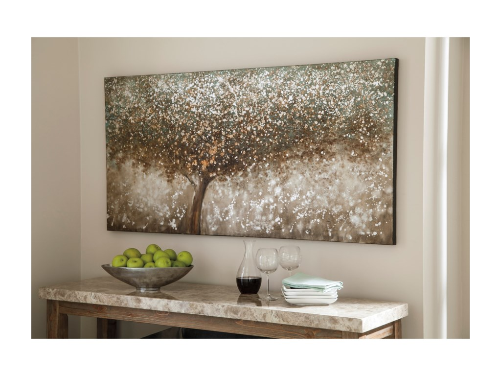 Ashley (Signature Design) Wall ArtO'Keria Multi Wall Art