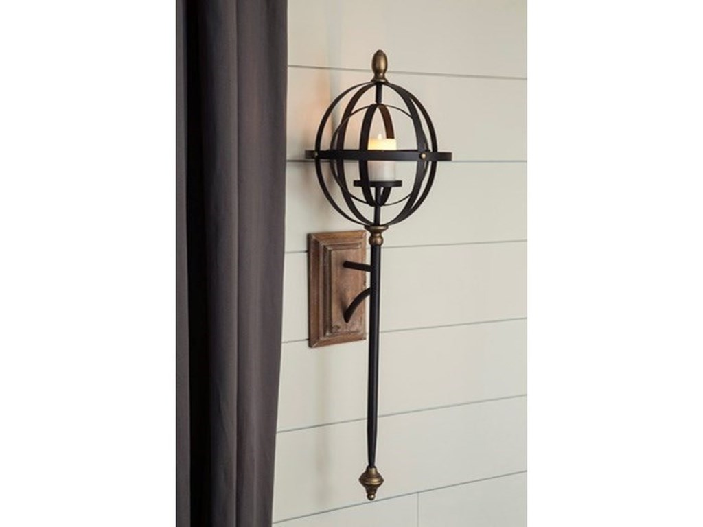 Signature Design by Ashley Wall ArtWall Sconce