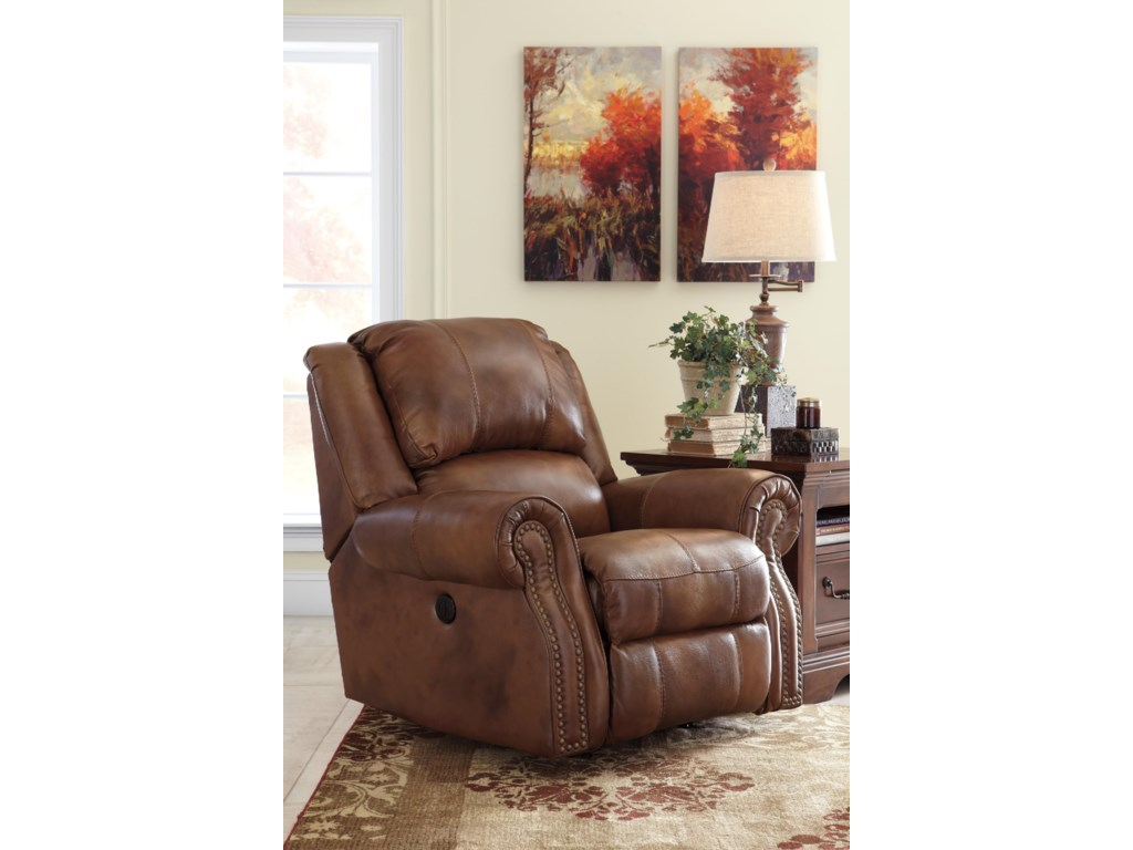 Signature Design by Ashley WalworthRocker Recliner