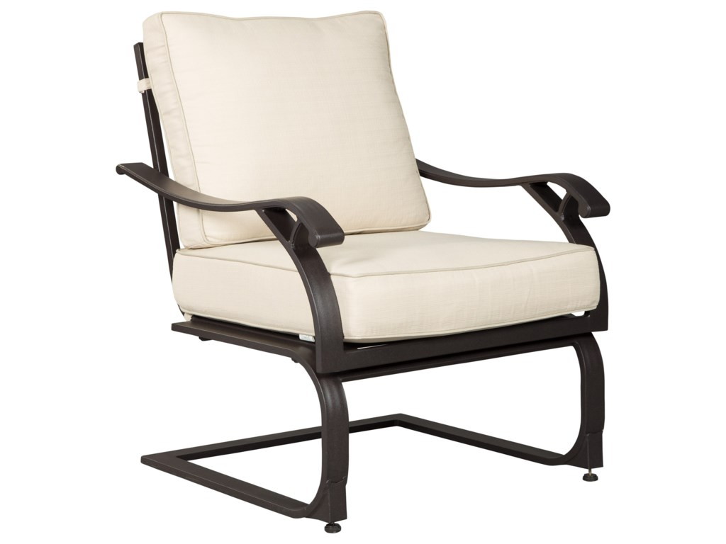 Signature Design by Ashley WandonOutdoor Spring Lounge Chair