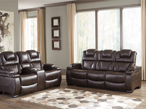 Signature design by ashley ashley furniture millennium - Ashley millennium living room furniture ...