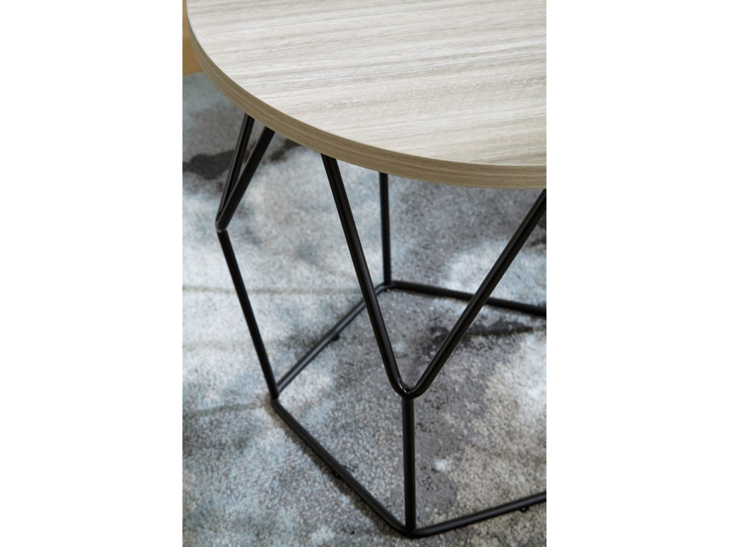 Signature Design by Ashley WayloweRound End Table