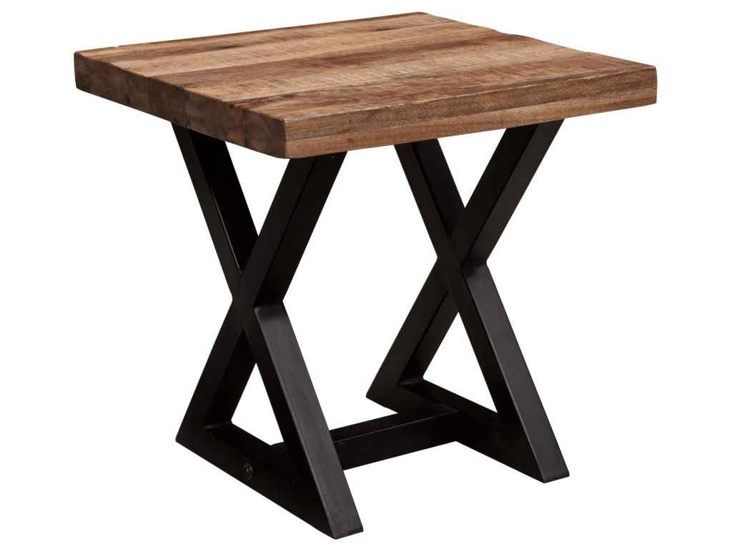 Signature Design by Ashley WeslingSquare End Table