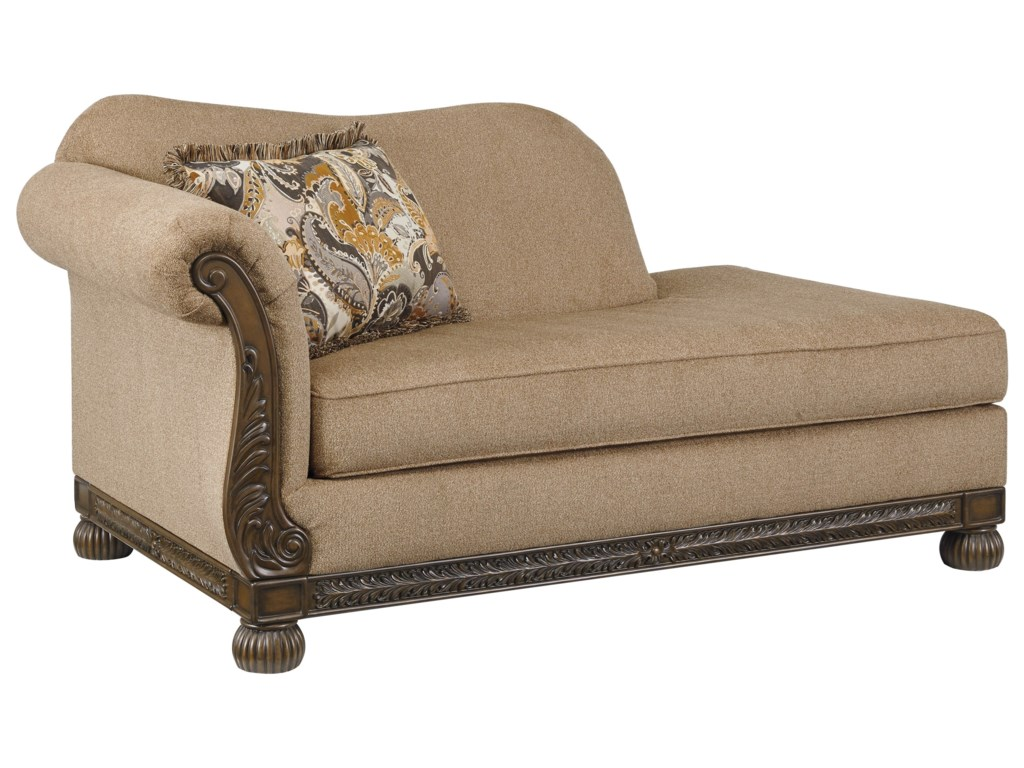 Signature Design by Ashley WesterwoodLeft Arm Facing Corner Chaise