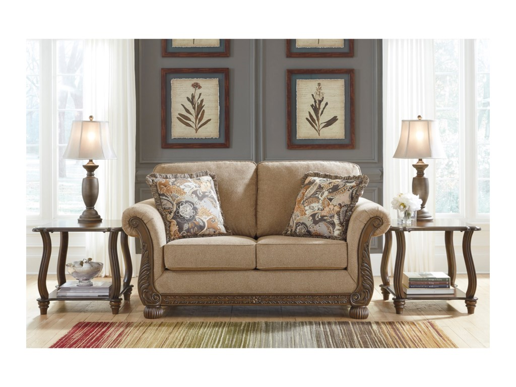 Signature Design by Ashley WesterwoodLoveseat