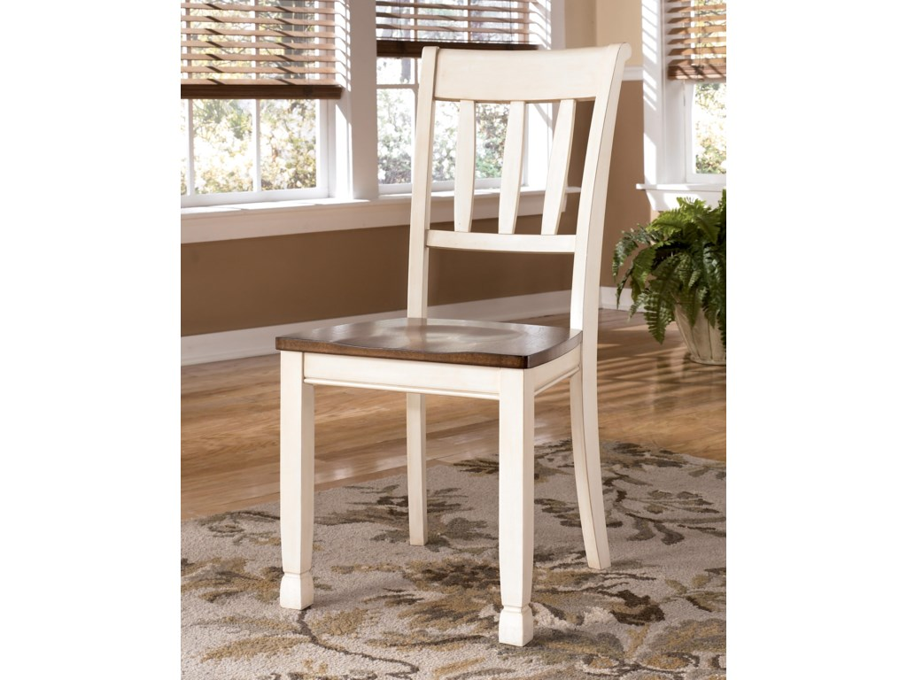 Signature Design by Ashley WhitesburgDining Room Side Chair
