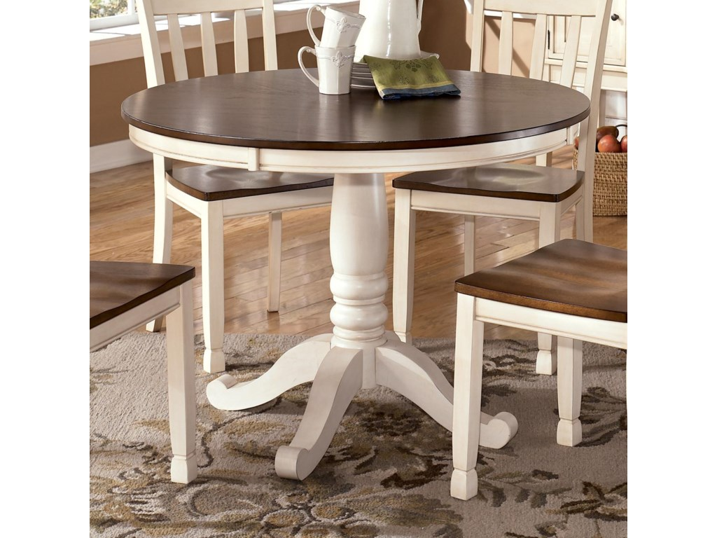 Signature Design by Ashley WhitesburgRound Table