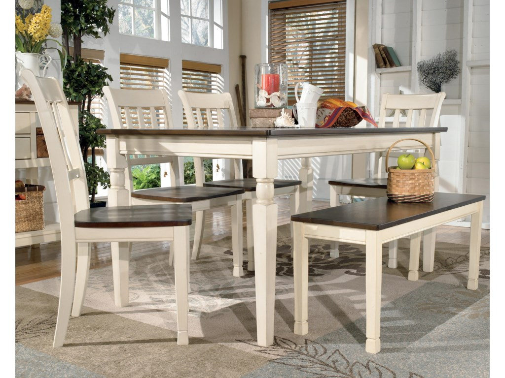 Ashley (Signature Design) WhitesburgRectangular Dining Room Table