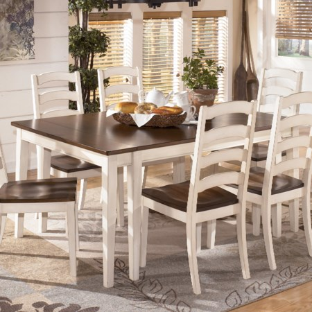 Dining Room Extension Table