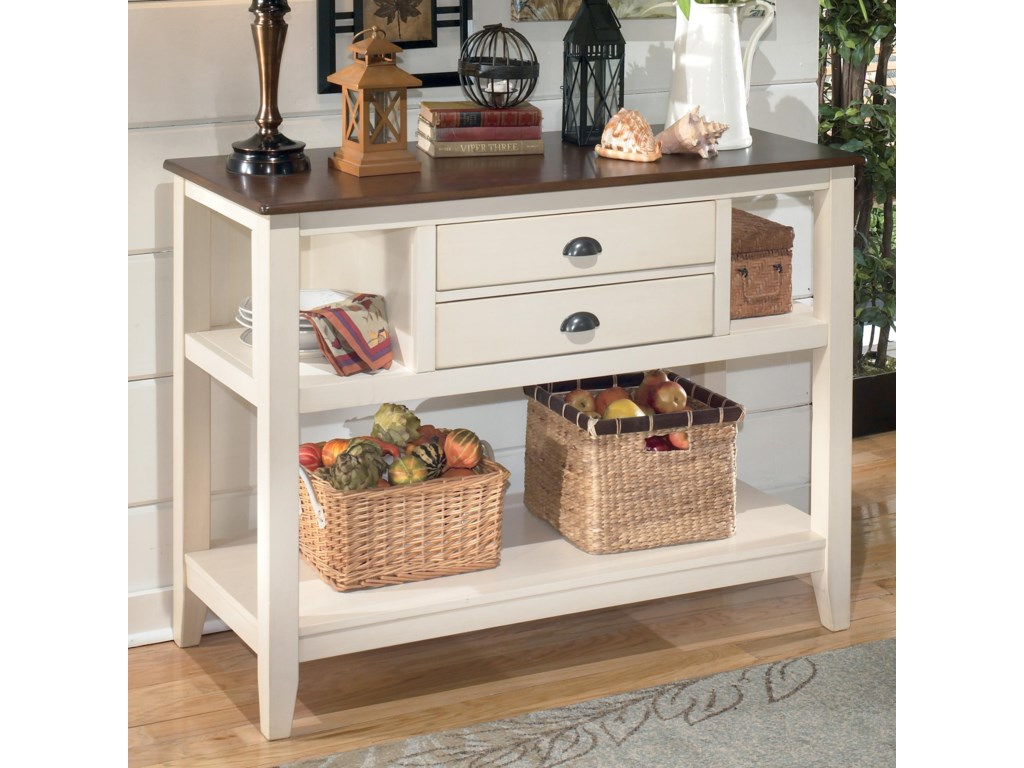 Ashley Signature Design WhitesburgDining Room Server
