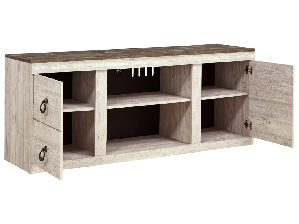 Signature Design by Ashley WillowtonLarge TV Stand