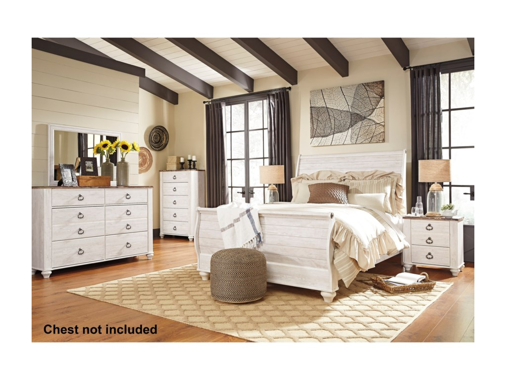 Signature Design by Ashley JoannaQueen Bedroom Group