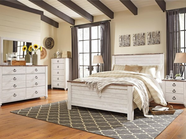 6-Piece Queen Bedroom Group