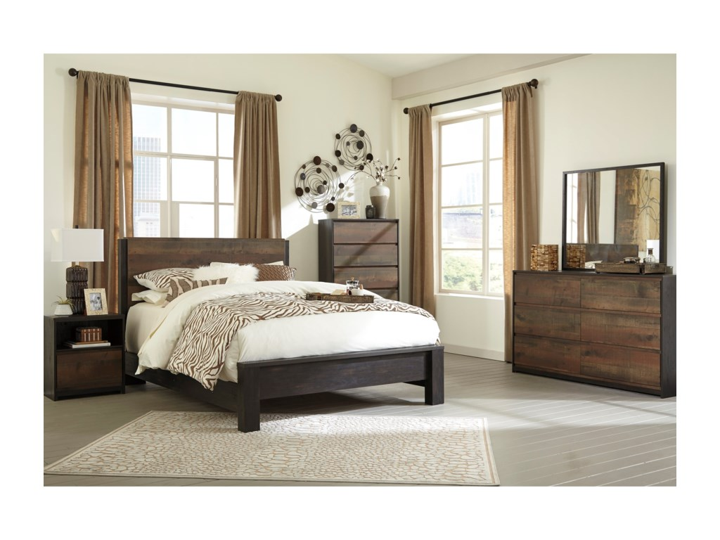 Signature Design by Ashley WindloreQueen Bedroom Group