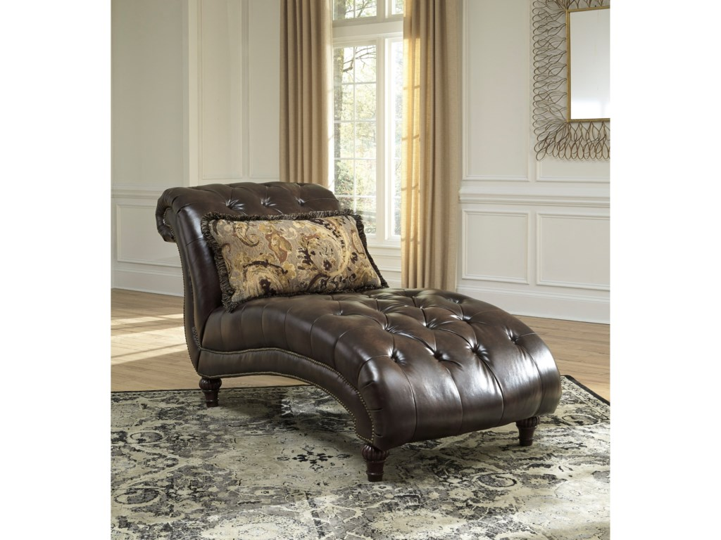 Signature Design by Ashley Winnsboro DuraBlendChaise