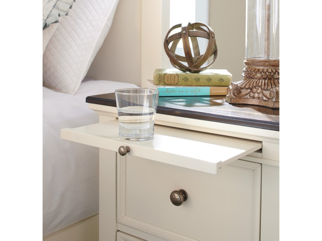 Ashley (Signature Design) WoodanvilleTwo Drawer Night Stand