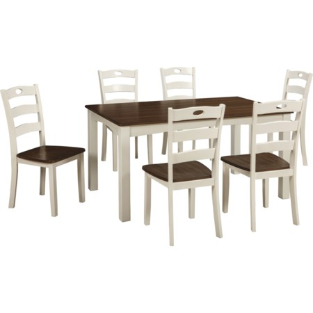 7-Piece Dining Room Table Set